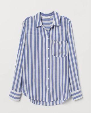 Casual Shirt Basic H&M