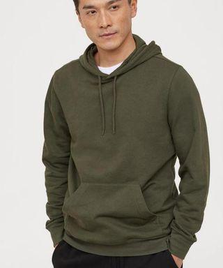 Hoodie Basic H&M