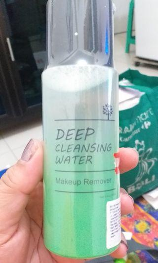 Cleansing water miniso