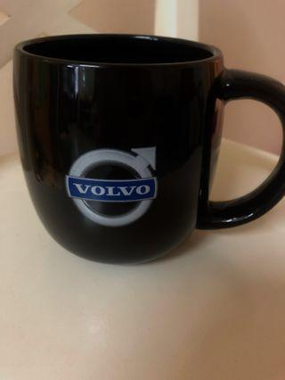 Authentic Volvo big mug . Height 9cm , wide 8cm .