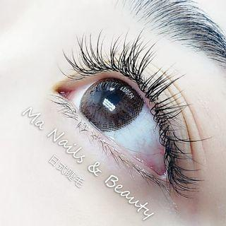 Eyelashes Extensions  日式單根睫毛