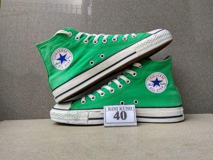 Converse Hi Green Original 40