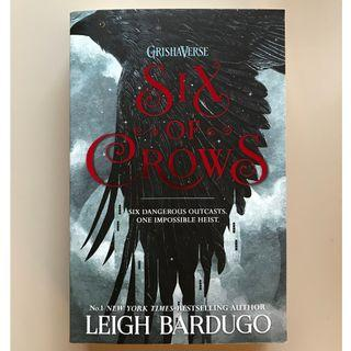 Six of Crows by Leigh Bardugo (NEW)