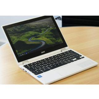 ACER R11 TOUCHSCREEN CHROMEBOOK 2017 WARRANTY INCLUDED