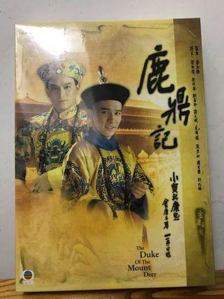 DVD 鹿鼎記 TVB(普通版)梁朝偉 劉德華