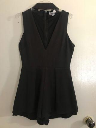 Black playsuit 12