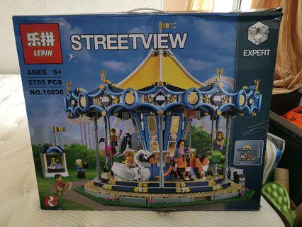 Street view  15036