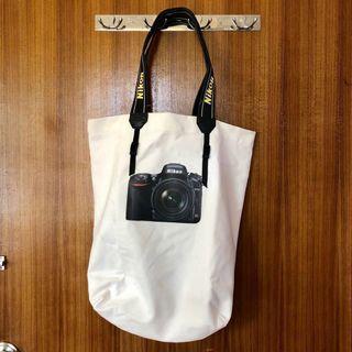 🚚 Nikon tote bag