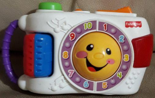 FREE POST Fisher Price Camera