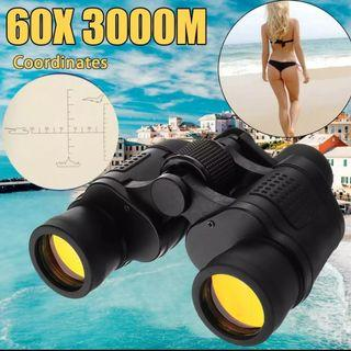 Binoculars army