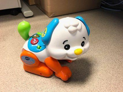 Vtech 幼兒玩具 得意自動小狗 Shakes & Sound Learning Pup