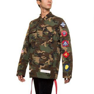 Off White Archive Field Jacket L