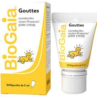 WHOLESALE - BioGaia Protectis baby drops 5ml (Easydropper version)