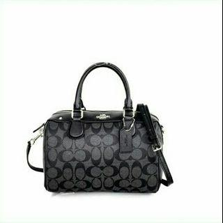 COACH Bennet in Signature / Tas COACH Original Murah/ Tas COACH Original Factory Outlet/ Tas Branded