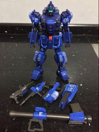 [In Stock Promotion] FunHobby 1/100 Metal Build MB Blue Destiny 1 EXAM RX-79BD-1 Diecast