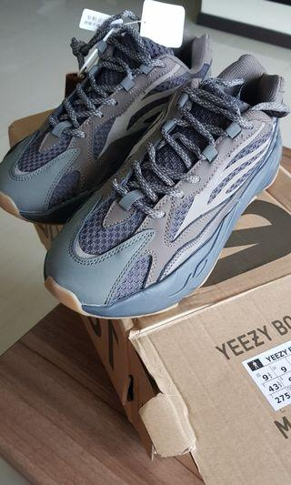 In stock brand new in original box Adidas Yeezy 700