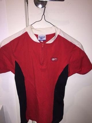 Reebok Zip T Shirt