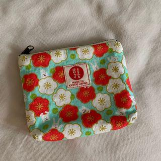 Craftholic made in Kyoto cherry blossoms pouch