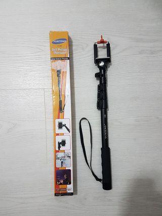 Yunteng YT-188 Portable Telescopic Monopod Selfie Stick