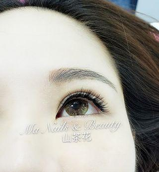 Eyelashes Extensions 山茶花