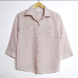 Pastel Pink Shirt