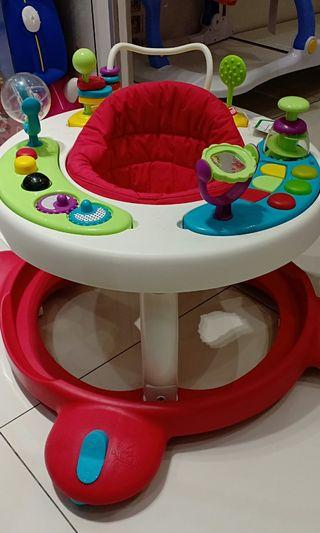 New baby walk around 2in1 by mothercare