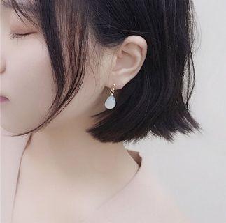 🚚 全新小仙女氣質耳夾