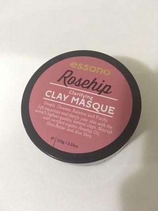 Essano Rosehip Clarifying Clay Masque