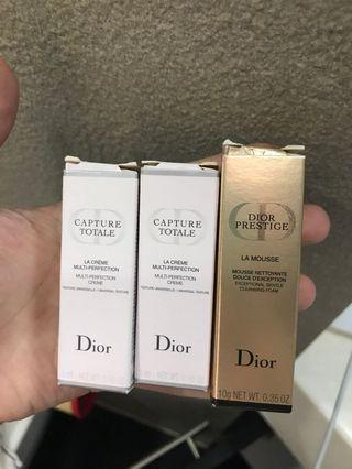 🚚 Dior samples