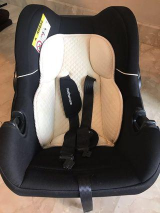 Reprice!|Mothercare Madrid Combination Car Seat| Made in France