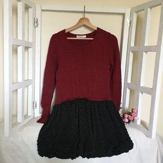 輕熟質感春秋冬洋裝