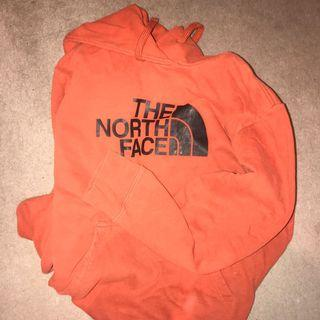 NORTH FACE HOODIE (authentic)
