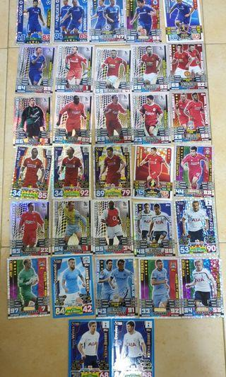 🚚 Match Attax