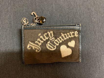 100%real Juicy Couture card holder Wallet