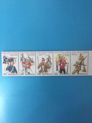 澳洲郵票-02