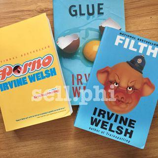 Irvine Welsh Bundle