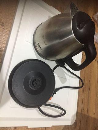 🚚 Kolin 熱水壺