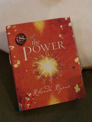 New! The Power By Rhonda Byrne