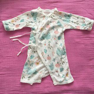 Baby Sleepsuit Wrap