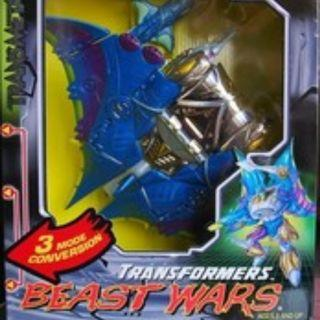 Transformers beast wars DEPTH CHARGE
