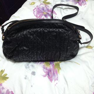 100% new full leather Dior Delidior handbag in gaufre cannage stitching