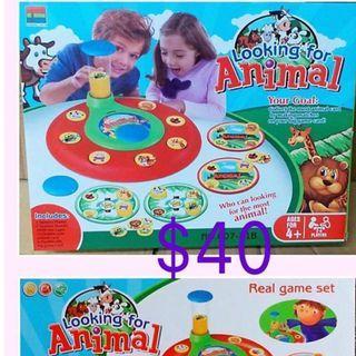 幼兒/兒童益智玩具 智力轉盤遊戲 $40