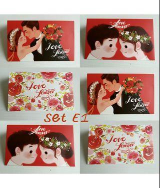 BN Wedding / New Born / Birthday Red Packets