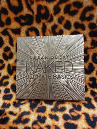 Urban Decay Naked Ultimate Basic Eyeshadow