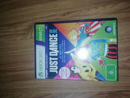 Xbox 360 game - just dance 2015
