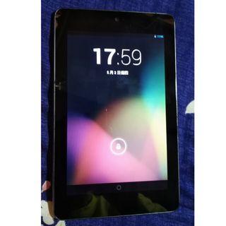 Google Nexus 7 32gb 7吋平板 (零件機)