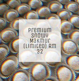 Amylea's Premium Snowy Makmur