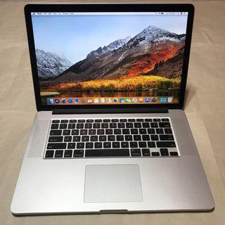 "MacBook Pro 15"" HIGH SPEC ( Core i7 || 16Gb Ram || 256GB SSD || Retina Display || 2014year || Condition 9.7/10 || 1-month warranty )"