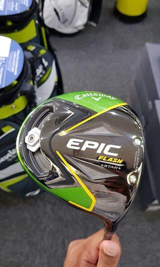 Callaway Epic Flash *Star* Driver