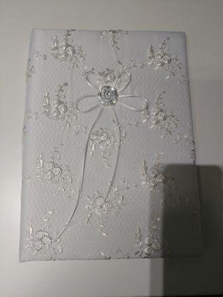 結婚用品- 簽名簿